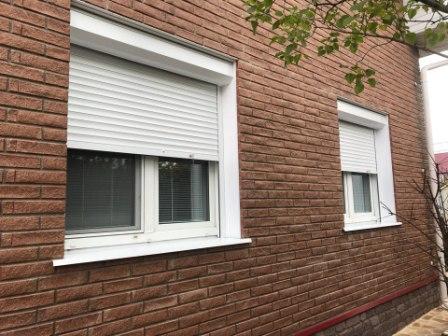защитные рольставни на окно