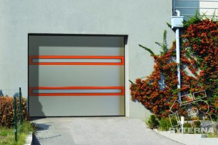 секционные ворота ритерна для гаража