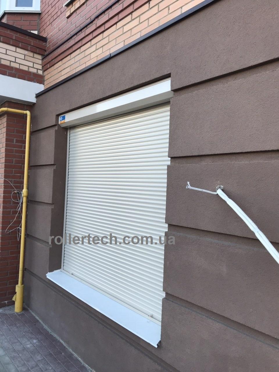 защитные ролеты на окно