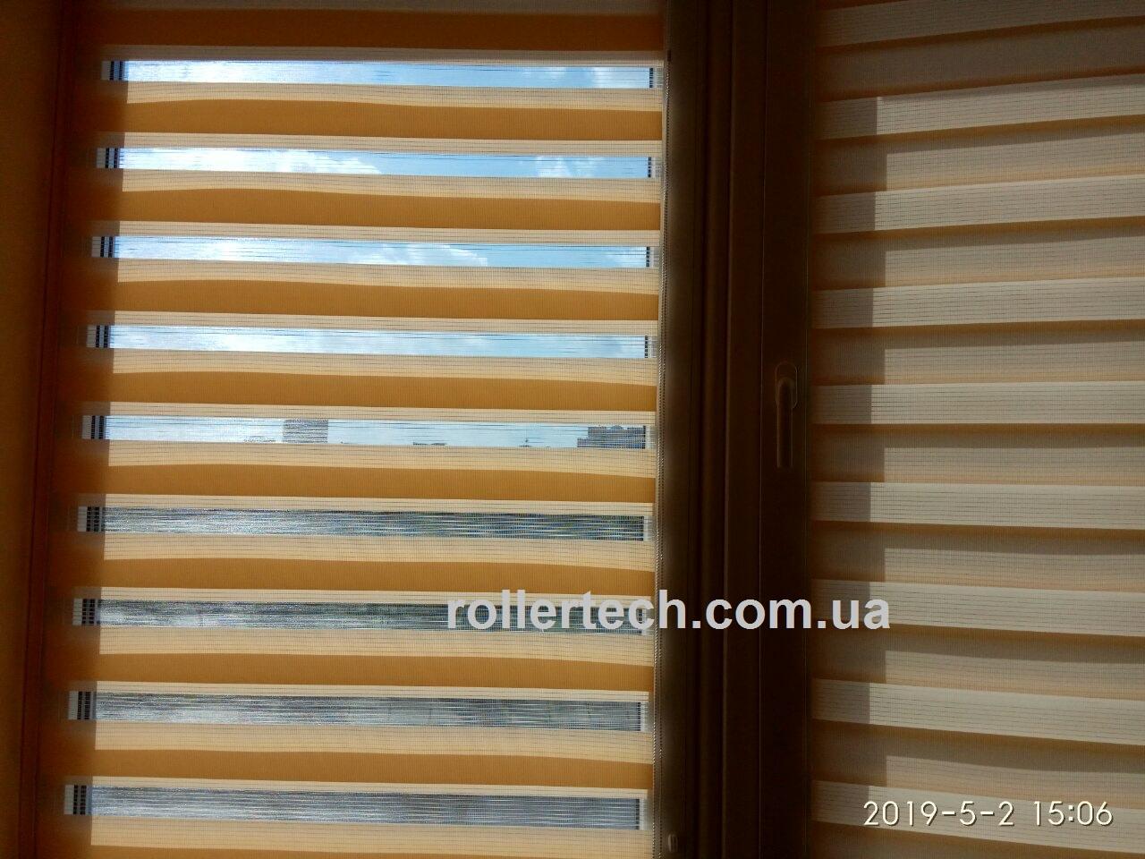 рулонные шторы зебра соната