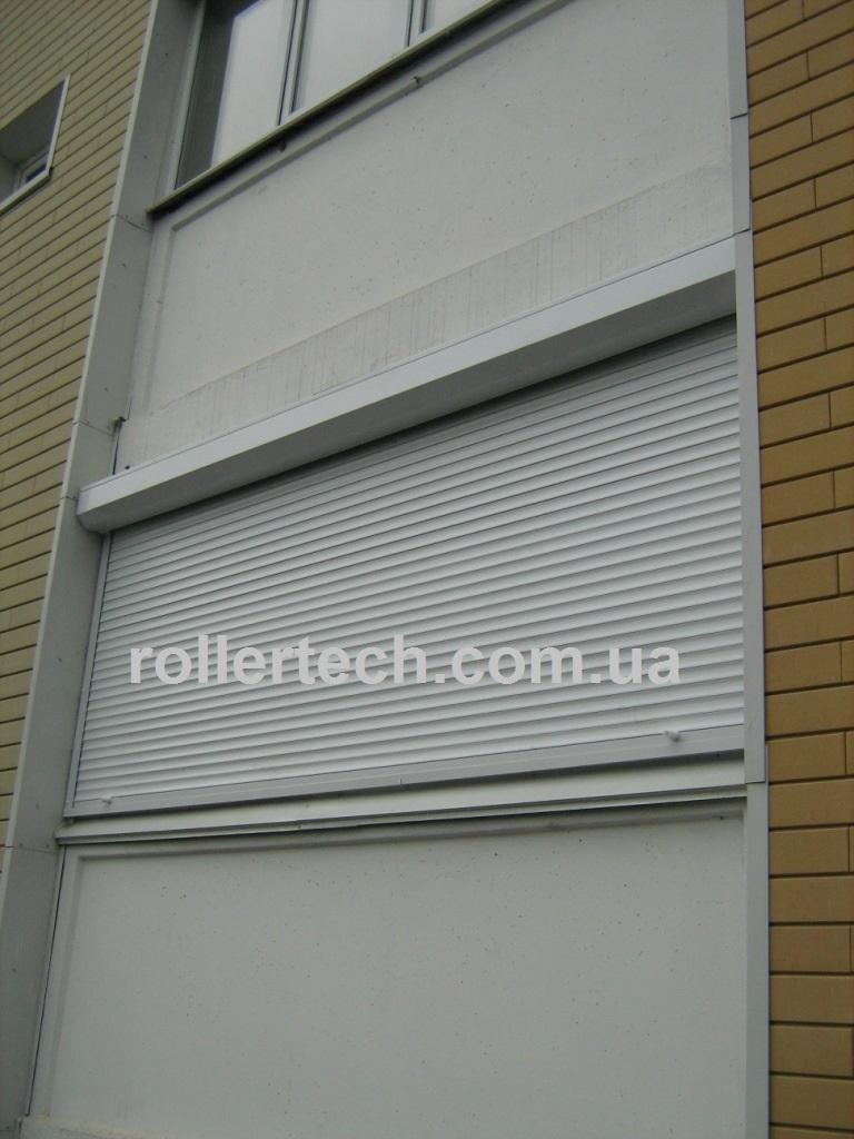 рольставни для балкона защитные фото