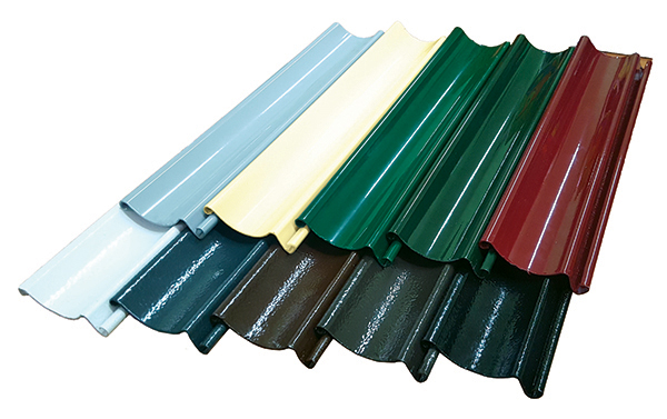 цветовая палитра ламелей