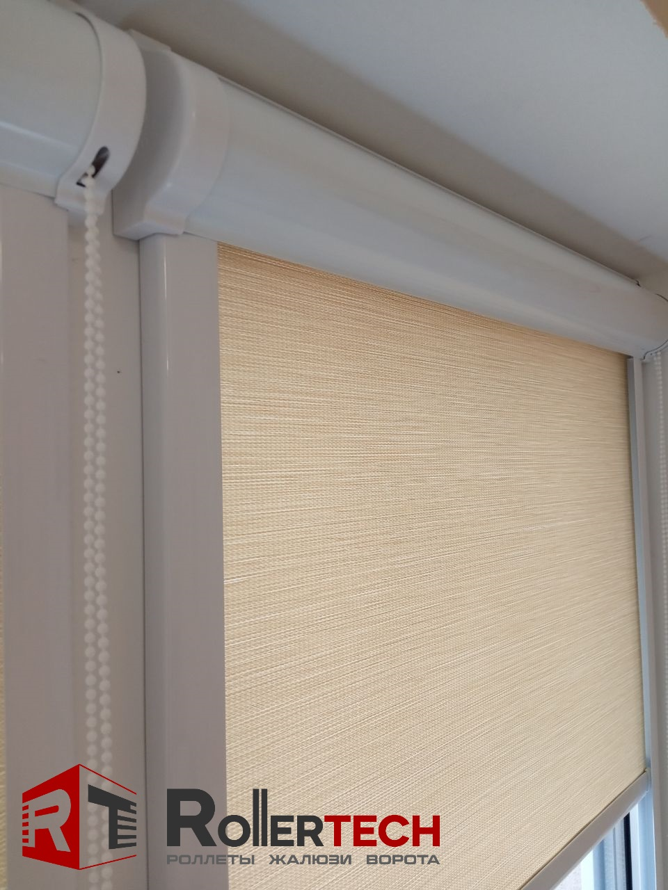 кассетные рулонные шторы фото