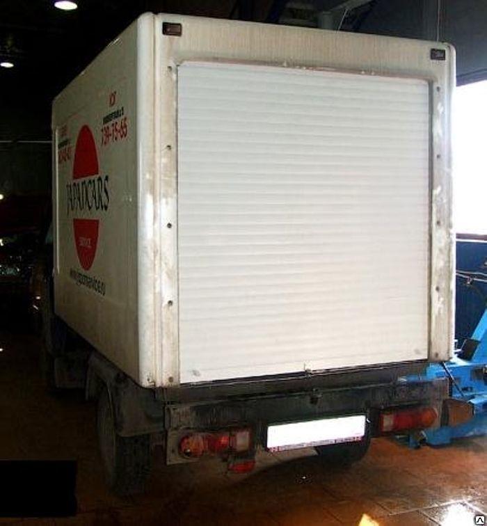 ролеты на грузовое авто фото